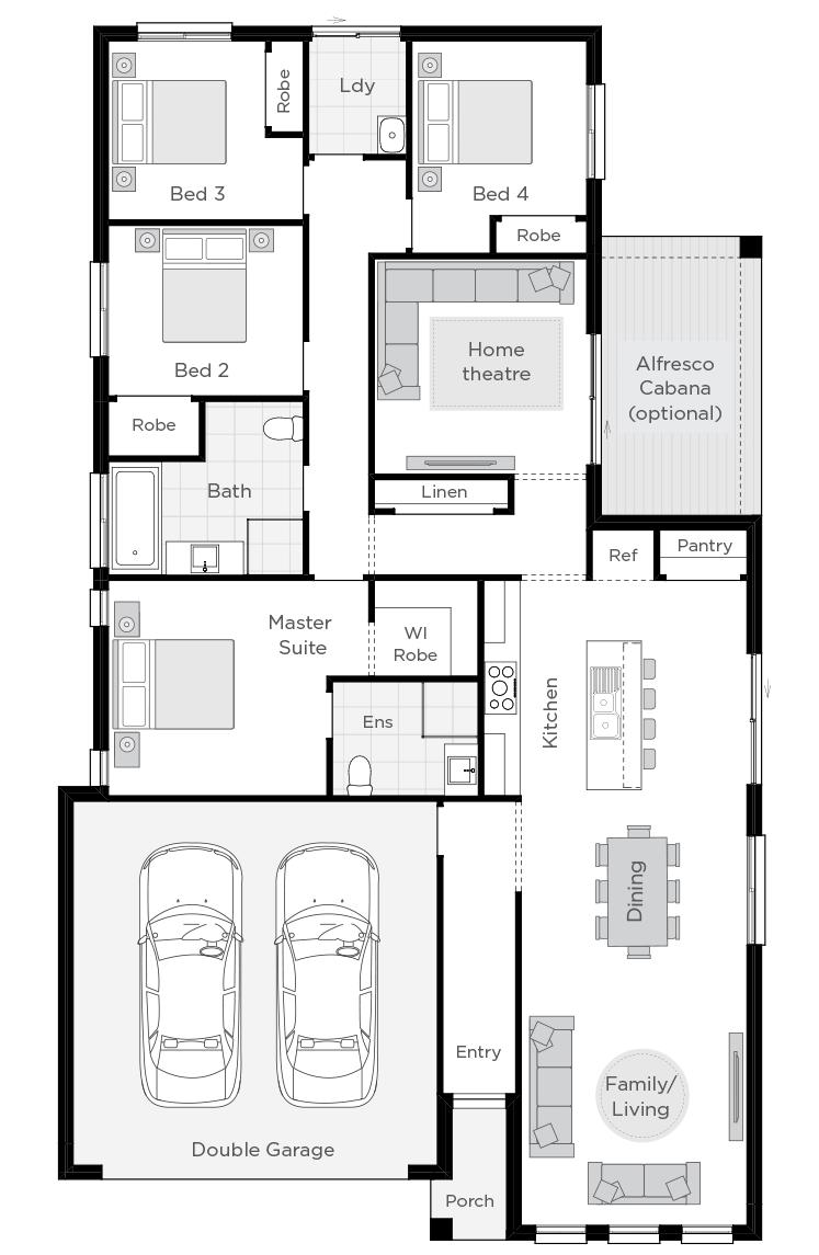 Parkroyal floorplan rhs