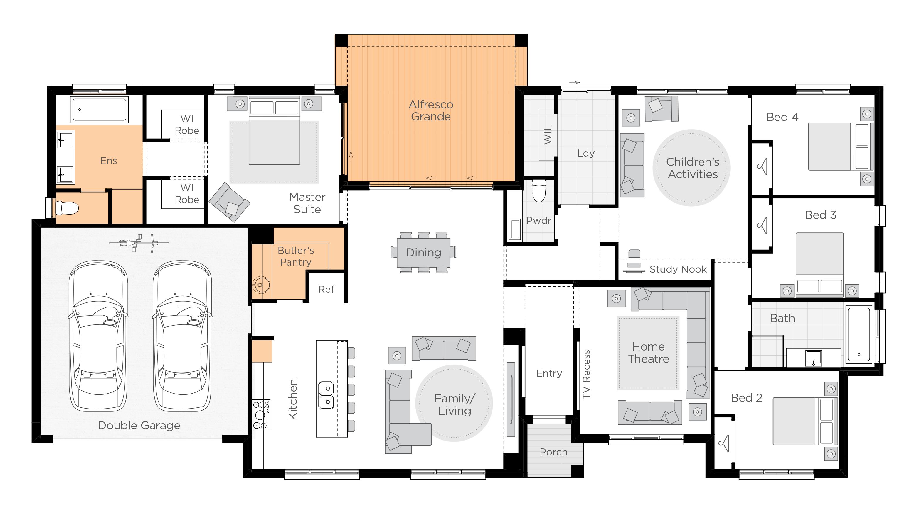 Richmond - Upgraded Plan