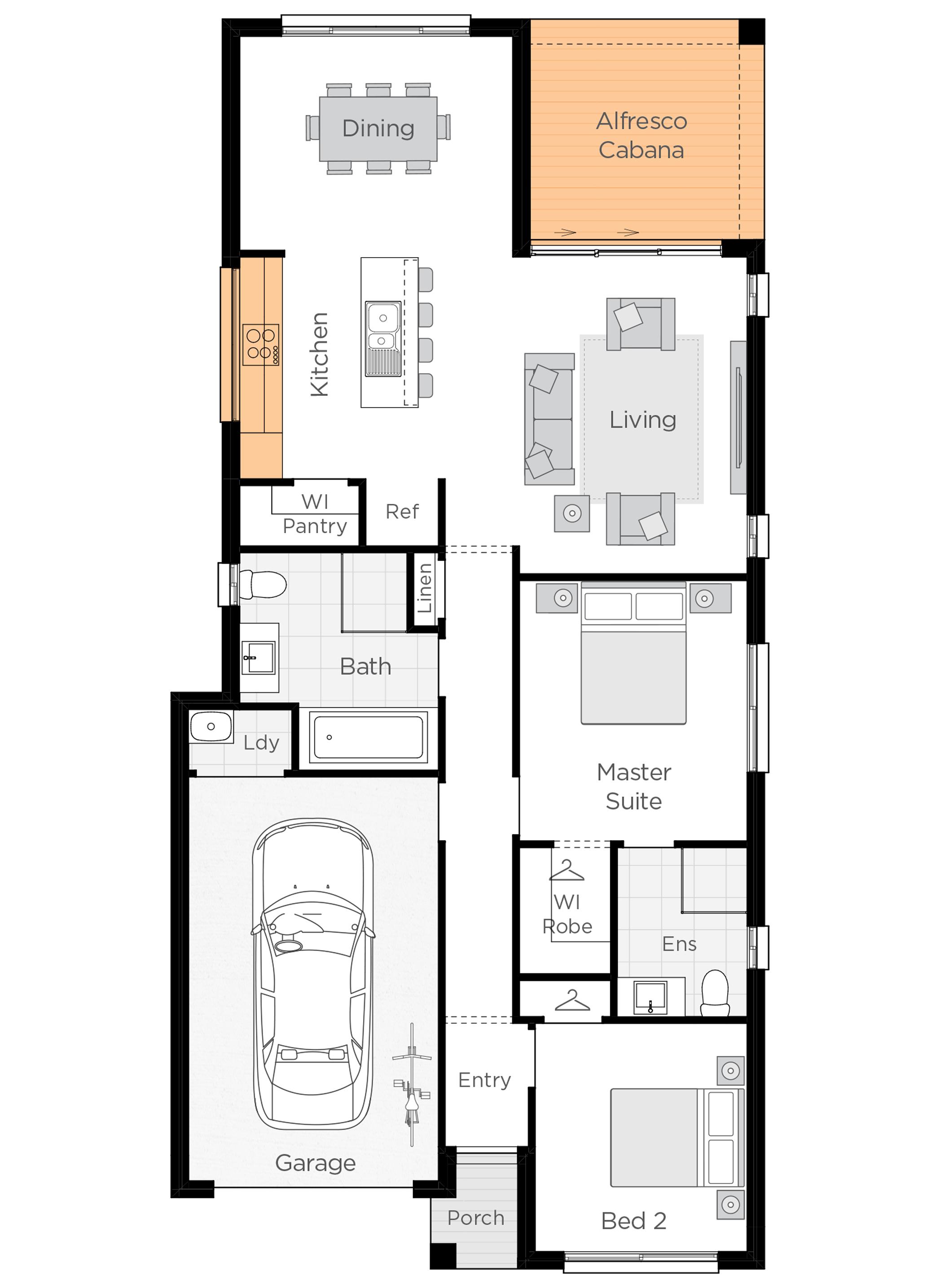 Sienna - Upgraded Plan