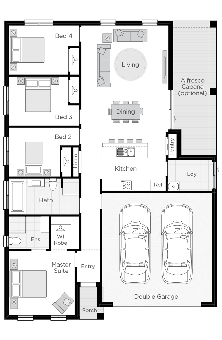 Levante floorplan lhs