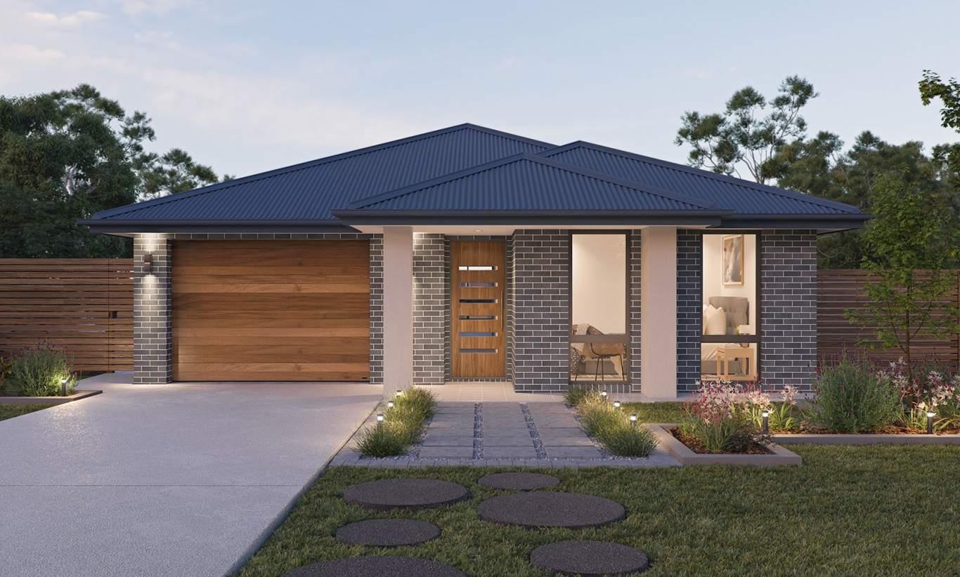 Two Bedroom House Design - Duxton | Wilson Homes