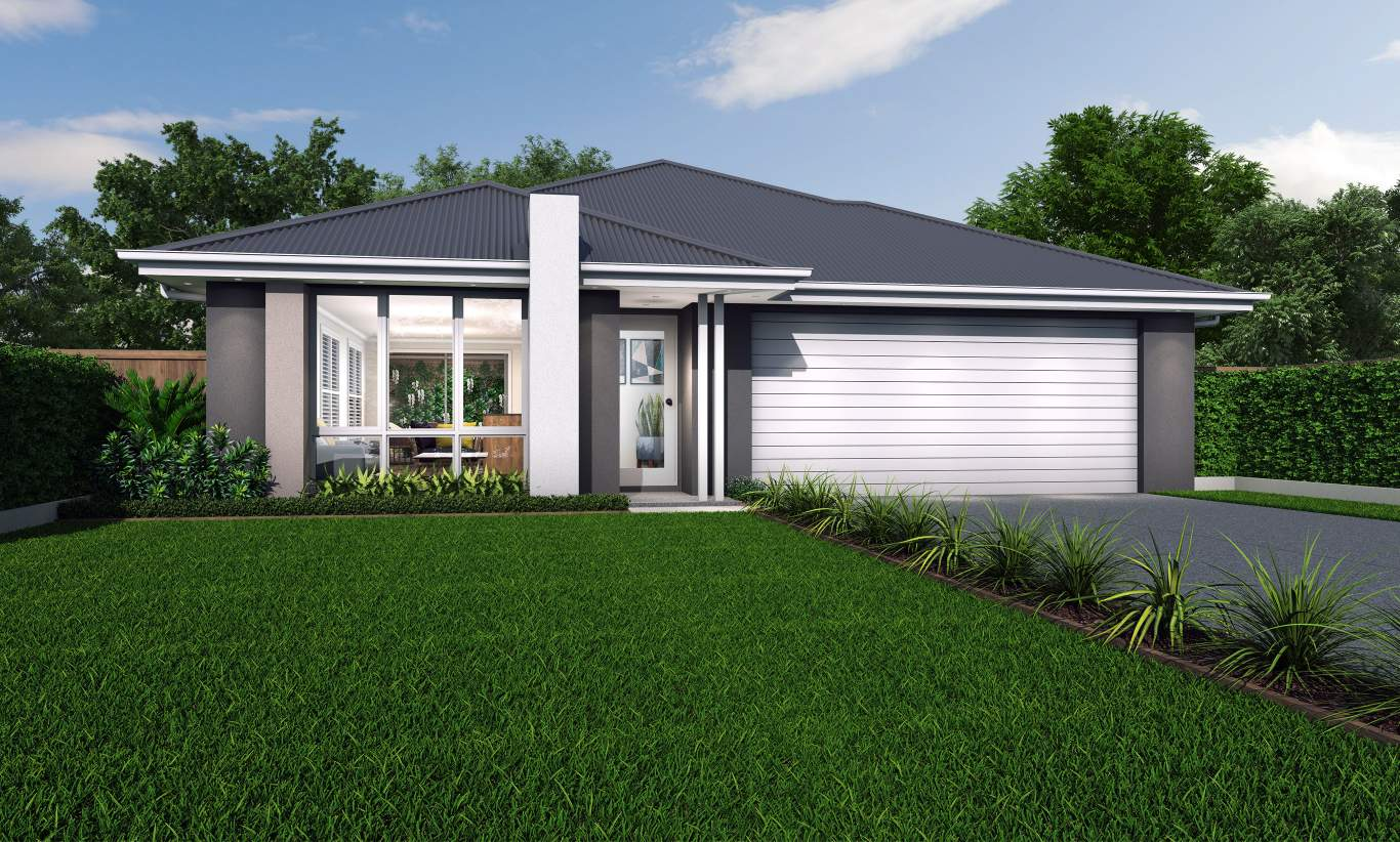 Cody Facade-Arcadia Home Design-Wilson Homes