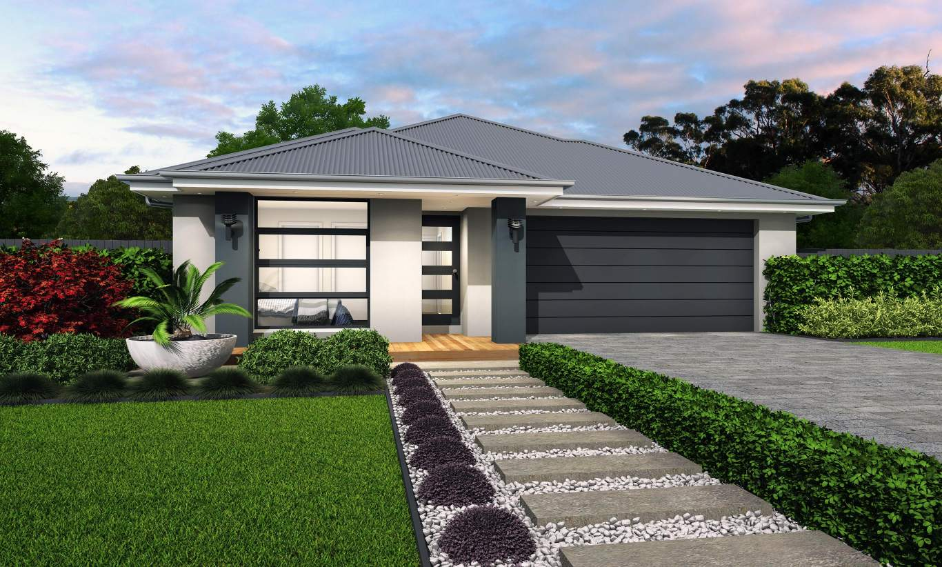 Ryde Facade-Albany Home Design-Wilson Homes