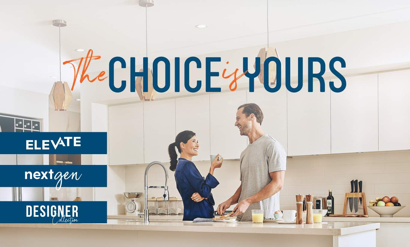 The Choice is Yours Promotion