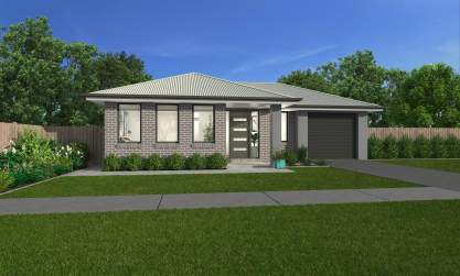 Classic Facade-Boronia One Home Design-Wilson Homes