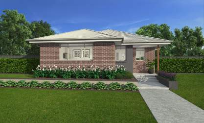Classic Facade-Jamison Two Home Design-Wilson Homes
