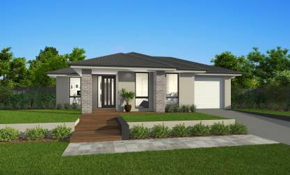 Ryde Facade-Vienna Home Design-Wilson Homes